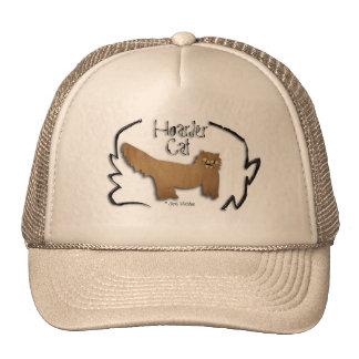 Gorra del gato del atesorador