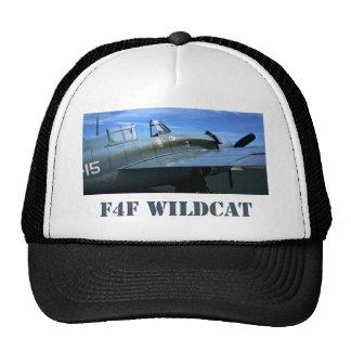Gorra del gato montés de F4F