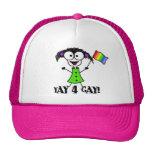 Gorra del gay de Yay 4