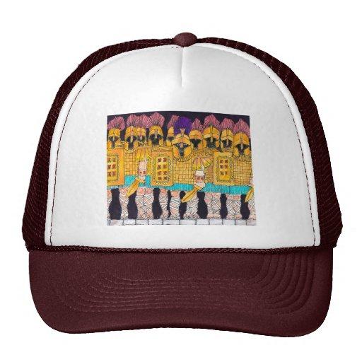 Gorra del gladiador