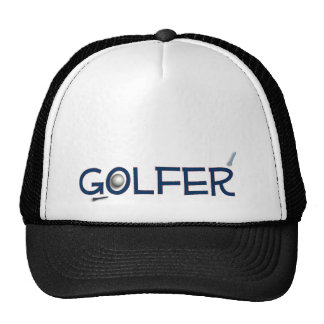 Gorra del golf