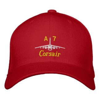 Gorra del golf A-7 Gorras De Beisbol Bordadas