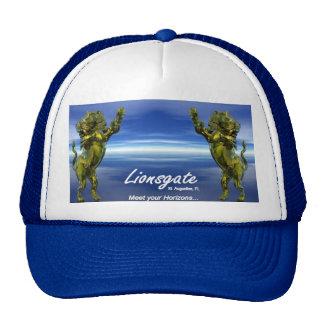 ¡Gorra del golf de Lionsgate!