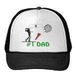 gorra del golf de los papás #1