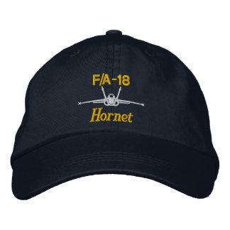 Gorra del golf del avispón de la RATA Gorra De Beisbol