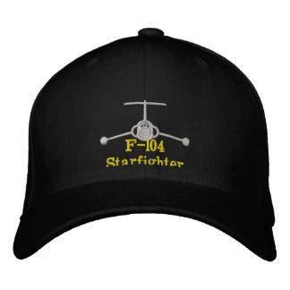 Gorra del golf F-104 con el indicativo Gorros Bordados