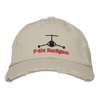 Gorra del golf F-104 Gorras De Béisbol Bordadas