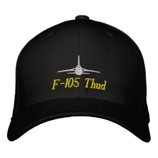 Gorra del golf F-105 Gorros Bordados