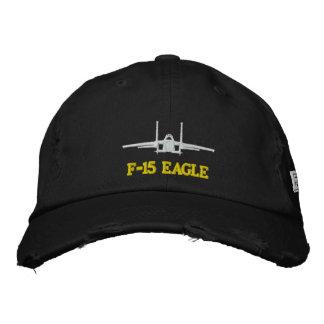 Gorra del golf F-15 Gorra Bordada