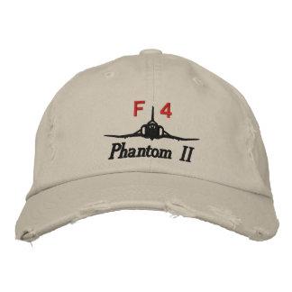 Gorra del golf F-4 Gorra De Beisbol Bordada