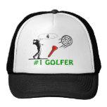 gorra del golfista #1