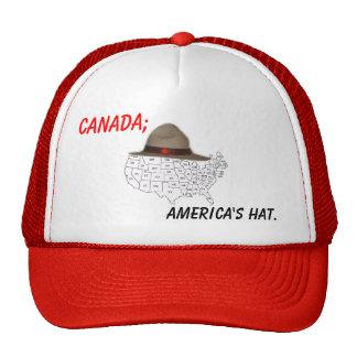 Gorra del gorra de América