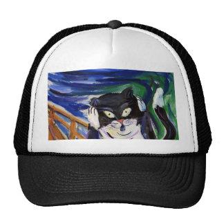 Gorra del grito del gatito