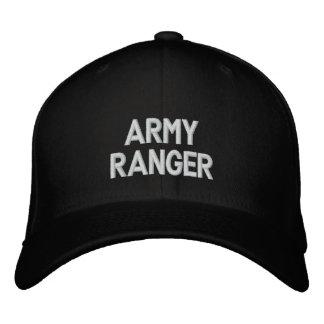 Gorra del guardabosques del ejército gorras de beisbol bordadas