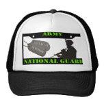 Gorra del Guardia Nacional del ejército