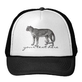 Gorra del guepardo