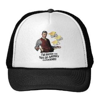 Gorra del Hacia fuera-de-Dinero