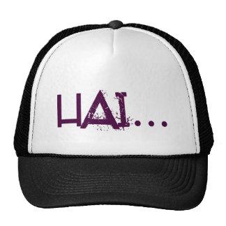 gorra del hai