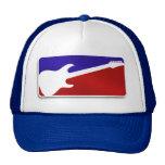Gorra del héroe de la roca del logotipo de la guit