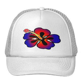 Gorra del hibisco