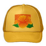 Gorra del hibisco del Tapa