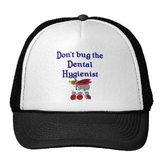 Gorra del higienista dental