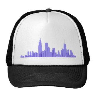 Gorra del horizonte de Chicago