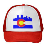 Gorra del horizonte de Denver