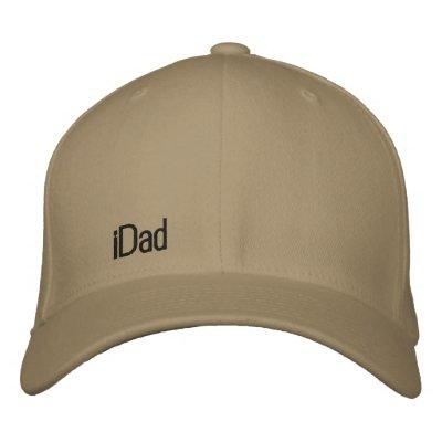 gorra del iDad Gorras De Béisbol Bordadas
