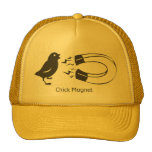 Gorra del imán del polluelo