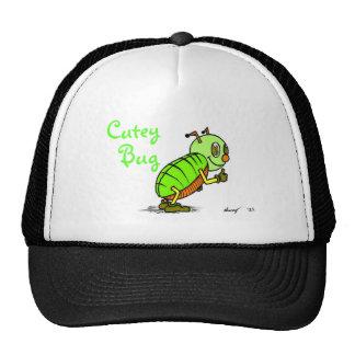 Gorra del insecto de Cutey