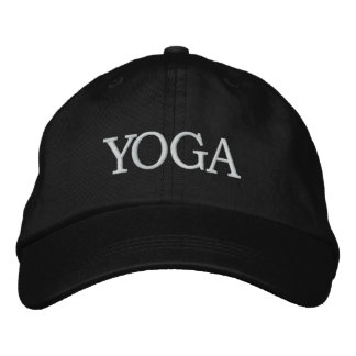 Gorra del instructor de la YOGA Gorros Bordados