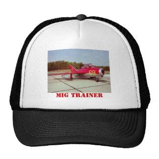 Gorra del instructor del Mig