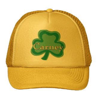Gorra del irlandés de Carney