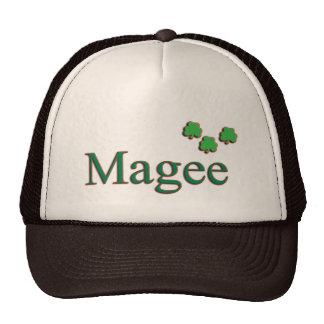 Gorra del irlandés de Magee