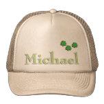 Gorra del irlandés de Michael