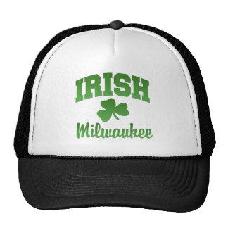 Gorra del irlandés de Milwaukee
