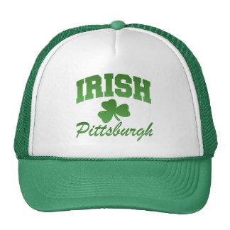 Gorra del irlandés de Pittsburgh