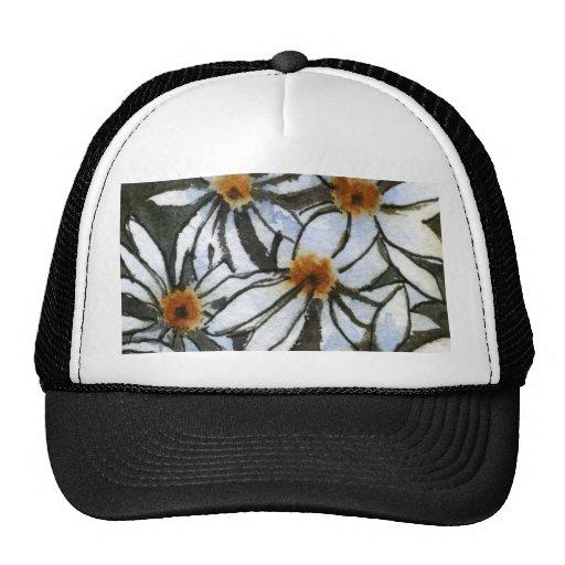 Gorra del jardín de flores