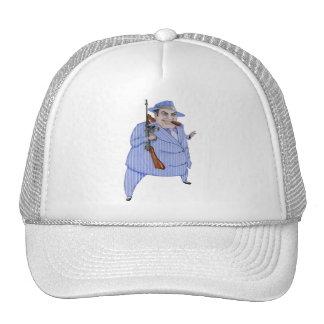 Gorra del jefe de la mafia