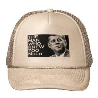 gorra del jfk