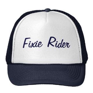 Gorra del jinete de Fixie