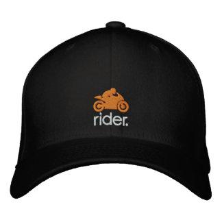 Gorra del jinete del cm (v1) gorra de béisbol bordada