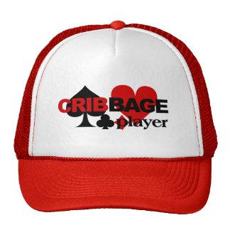 Gorra del jugador de Cribbage