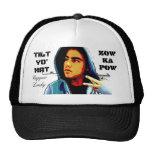 gorra del kapow del zow (gorra inclinable del yo)