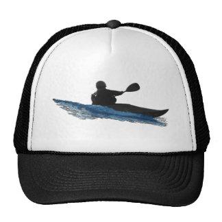 Gorra del kayaker de la resaca