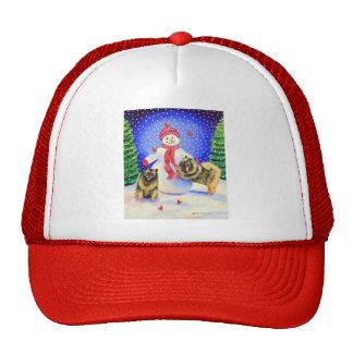 Gorra del Keeshond
