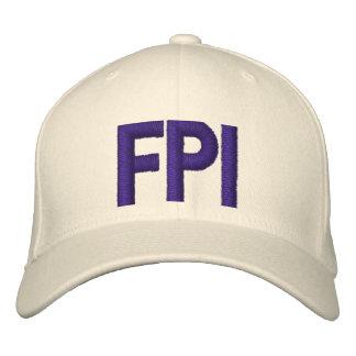 Gorra del LA FPI - impresión púrpura Gorra Bordada