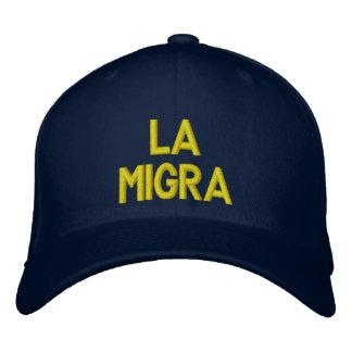 Gorra del LA MIGRA Gorras De Béisbol Bordadas