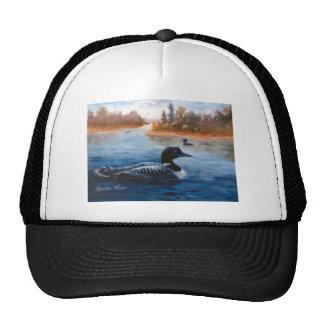 Gorra del lago loon